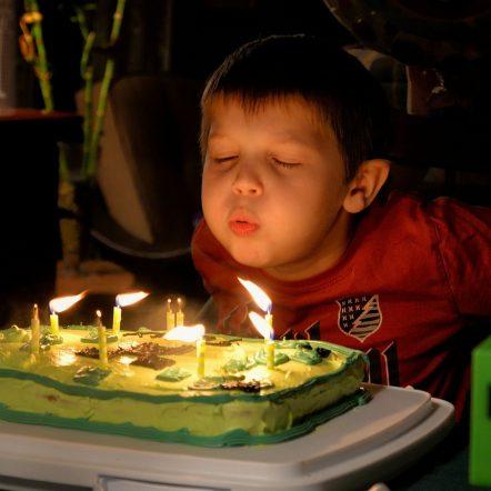 anniversaire enfant