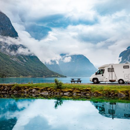 Faire le choix d'un camping-car pour partir en vacance