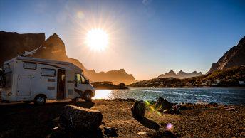 Partir en vacances à bord d'un camping-car